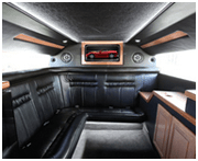 Executive Coach Interiors