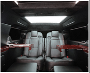 executive vehicle interior design