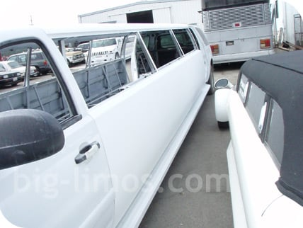 Big limos - Limo yard 6