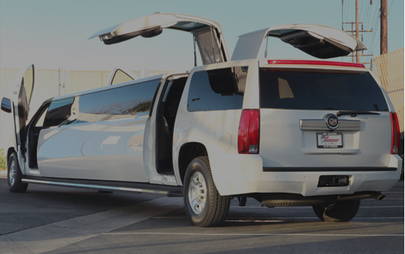 Stretched SUV Limos