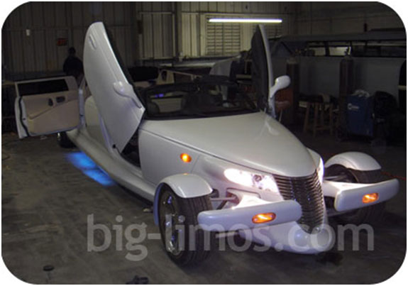 Plymouth Prowler Stretch limo