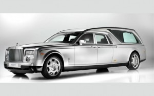 Rolls Royce Phantom Hearse