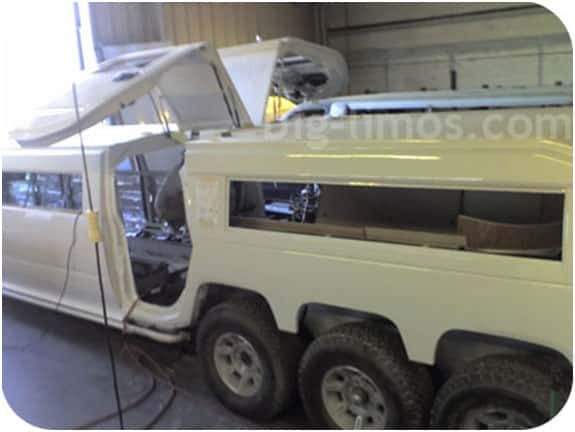 Triple Axel Hummer H2 Stretch1